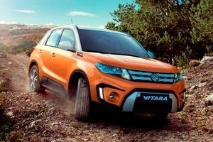 Suzuki Vitara. Täiuslik nelikvedu