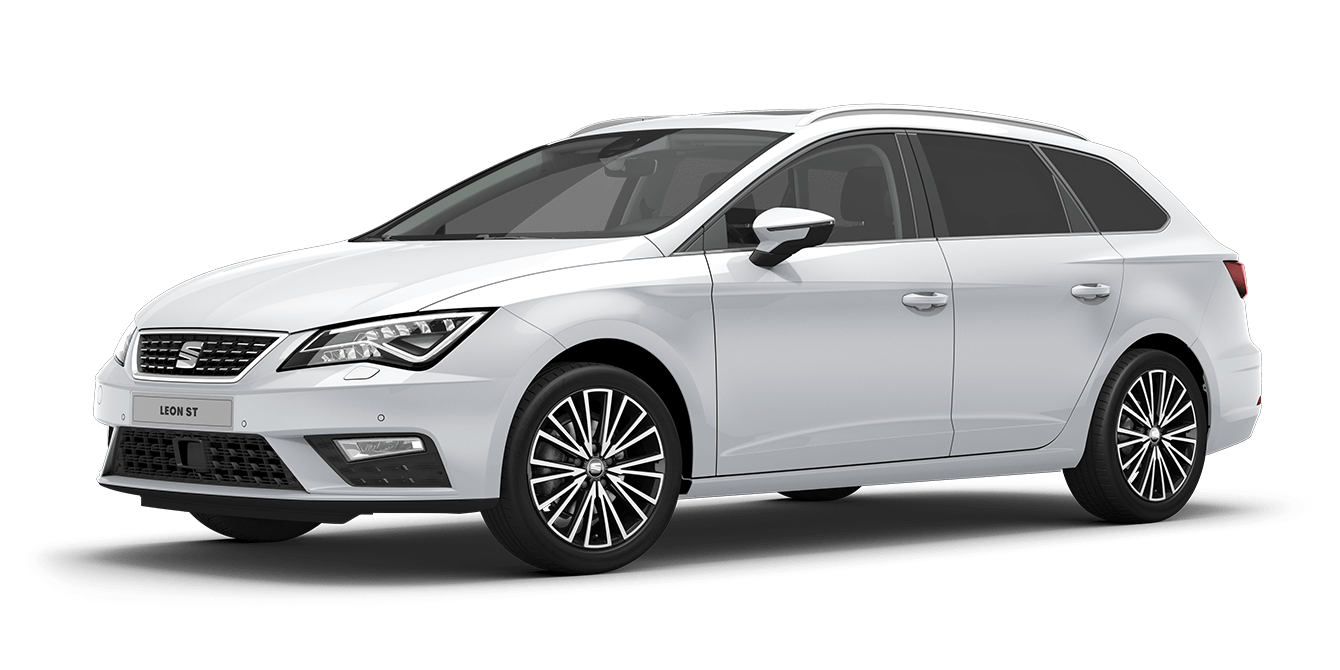 SEAT Leon ST Xcellence_Nevada White