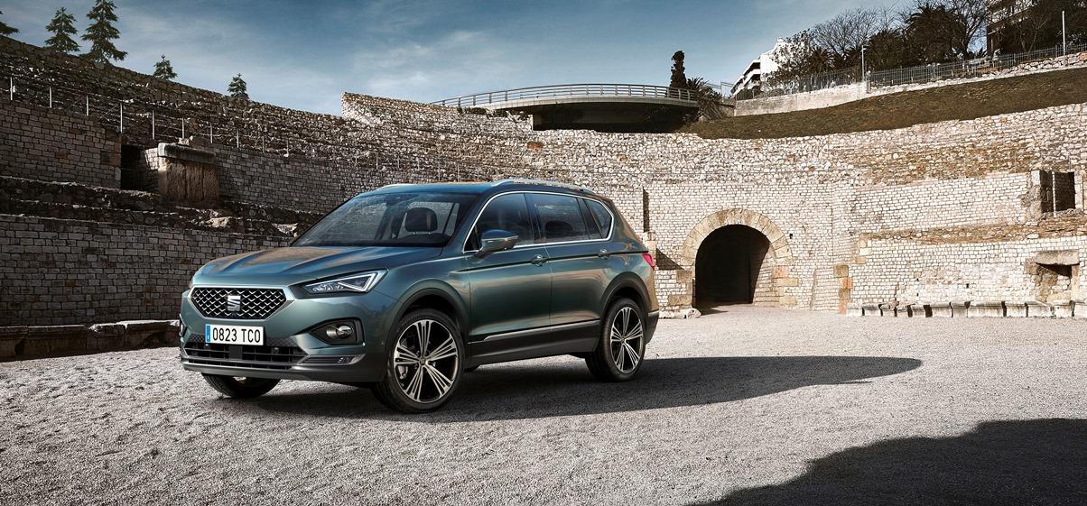 80bac861806 Uudised - SEAT kasvab suuremaks – uus SEAT Tarraco | Topauto