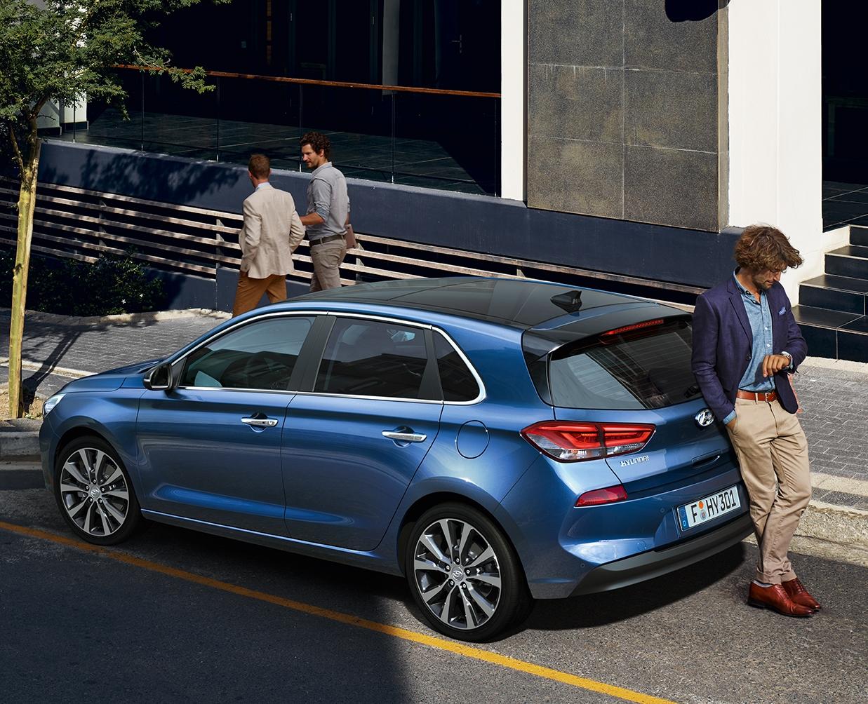 Parima hinnaga Hyundai i30 luukpära Topautost