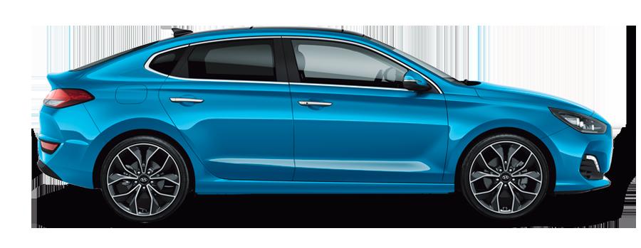 Hyundai i30 Fastback automaat manuaali hinnaga