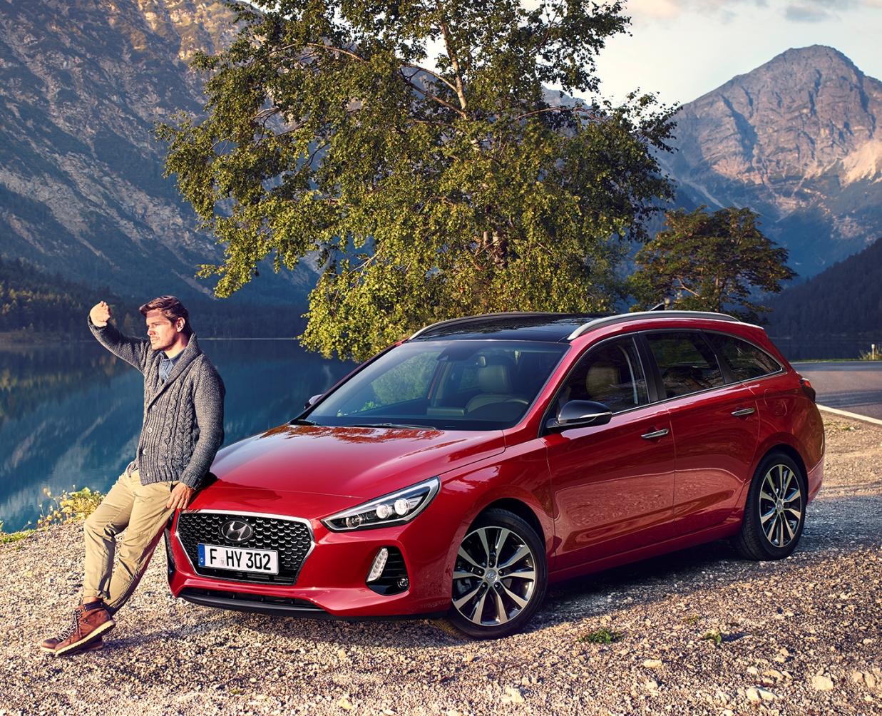 Parima hinnaga Hyundai i30 Wagon Topautost!