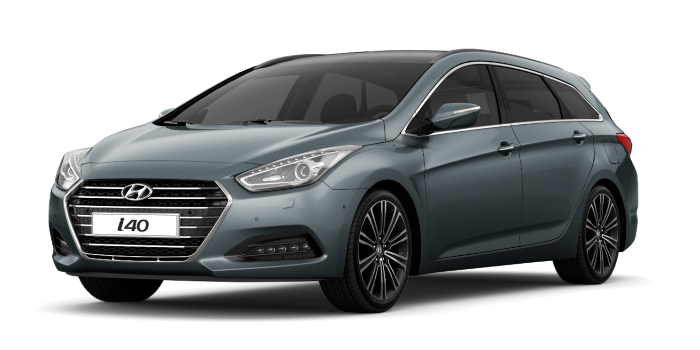 Hyundai i40 wagon_Mineral Blue
