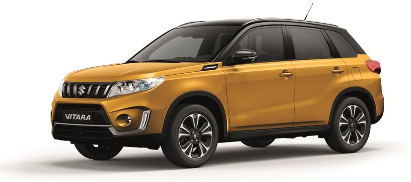 Suzuki Vitaraga saad kaasa tasuta navigatsioonipaketi