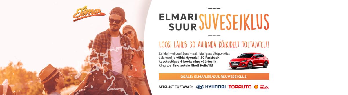 Sina osta Hyundai i20 või i30 ja meie maksame sinu hooldused!