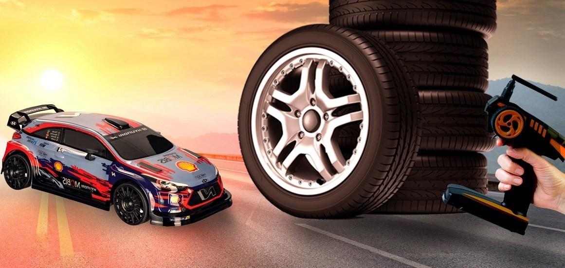 Osta suverehvid, võida WRC auto!