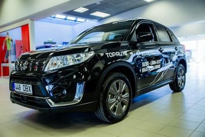 Topauto ja Suzuki on koolinoorte orienteerumise MMi suurtoetajad