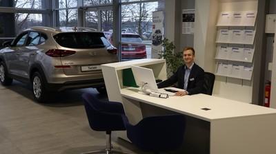 Tartus ja Lõuna-Eestis on Hyundai ametlikuks esindajaks ainult Topauto Tartu