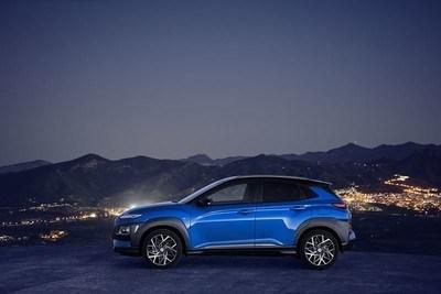 Hyundai Kona tootepere laieneb uue hübriidmudeliga