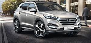 Täiesti uus Hyundai Tucson