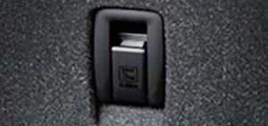 Крючок для сумок на спинке заднего сиденья