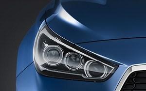 Hyundai i30 LED-kaug- ja lähituled