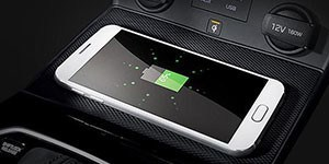 Беспроводная зарядка для смартфонов