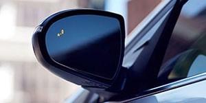Обнаружение объектов вне зоны видимости водителя