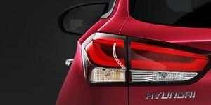 Hyundai i30 Wagon kombineeritud LED-tagatuled