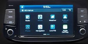 Hyundai i30 8-tolline värviline puutetundlik ekraan