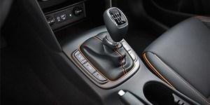 Hyundai Kona 6-käiguline manuaalkäigukast
