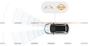 Sõidurajal püsimise abisüsteem (LKAS)