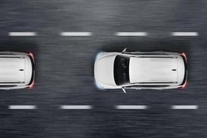 Автономная система аварийного торможения
