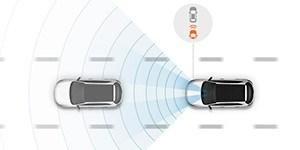 Hyundai i30 esikokkupõrke hoiatussüsteem