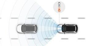 Hyundai i30 universaali esikokkupõrke hoiatussüsteem FCW